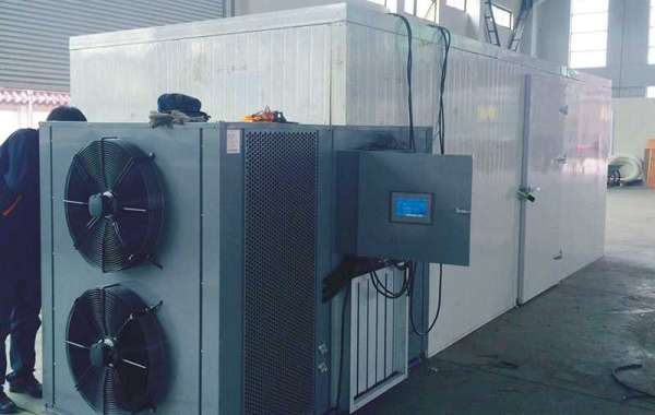 Vacuum System of Freeze Dry Machine