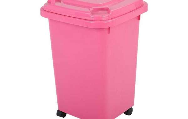Plastic Garbage Bin, Plastic Garbage Bin Manufacturer
